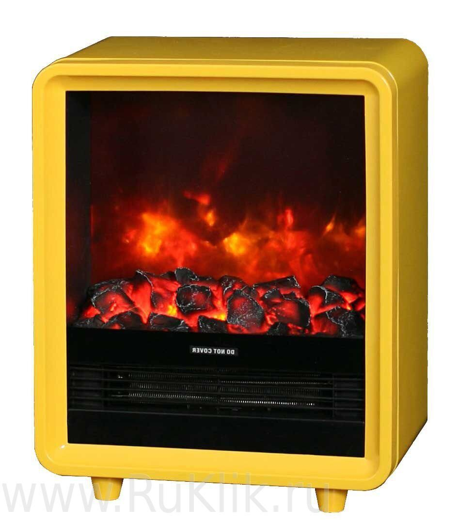 Очаг печь Quaddro Real Flame (снят с производства)